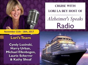 Cruise with Lori La Bey