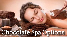 Chocolate Spa Options