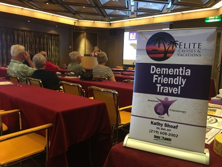 Dementia-Friendly Cruise Travel
