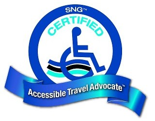 Certified Accessible Travel Advocate Logo