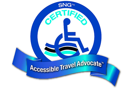 Accessible Travel Advocate Logo