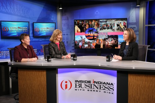 Kathy's Interview with Inside Indiana Business