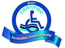 Travel Accessibility Logo