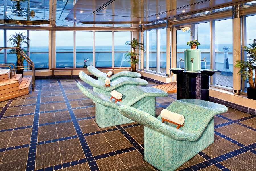 Maasdam Thermal Suites