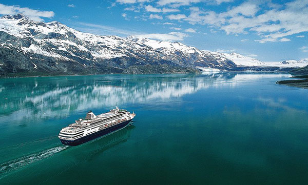 Holland Alaska Cruise Ship